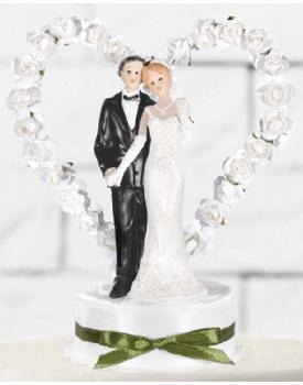 Връх за сватбена торта Завинаги