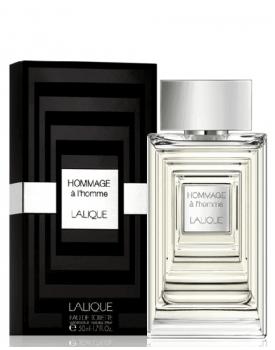 Мъжка тоалетна вода Lalique Hommage A L'Homme