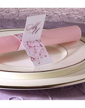 Сватбено подаръче в розово