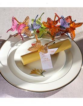 Сватбено подаръче Пеперуди