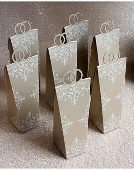 Луксозна кутийка за подаръче