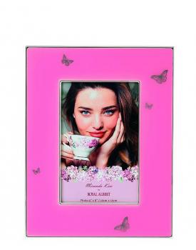 Дизайнерска сватбена рамка за снимка на Miranda Kerr