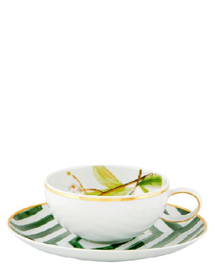 Amazonia комплект 2 чаши за чай Vista Alegre