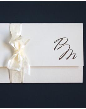 Сватбена покана Емилия