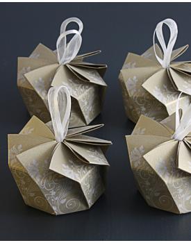 Сватбена покана кутийка