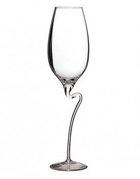 Сватбен бокал Huatt Red wine ръчна изработка