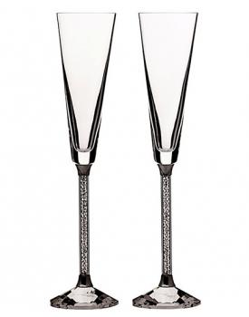 Дизайнерски сватбени чаши Oleg Kassini