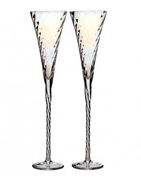 Сватбени чаши Twist Opt ръчна изработка